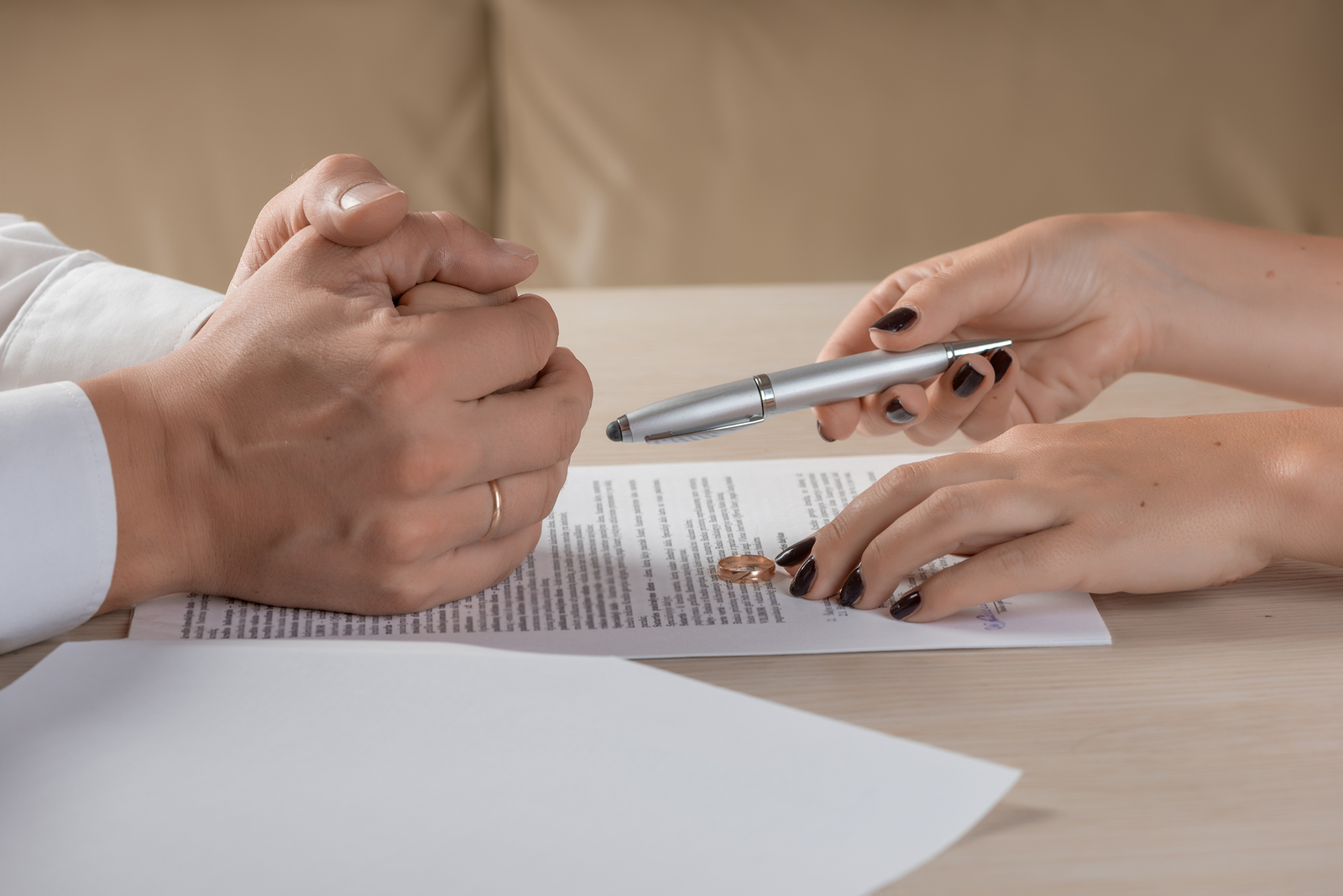 Avoid Litigation When You Seek a Collaborative Divorce